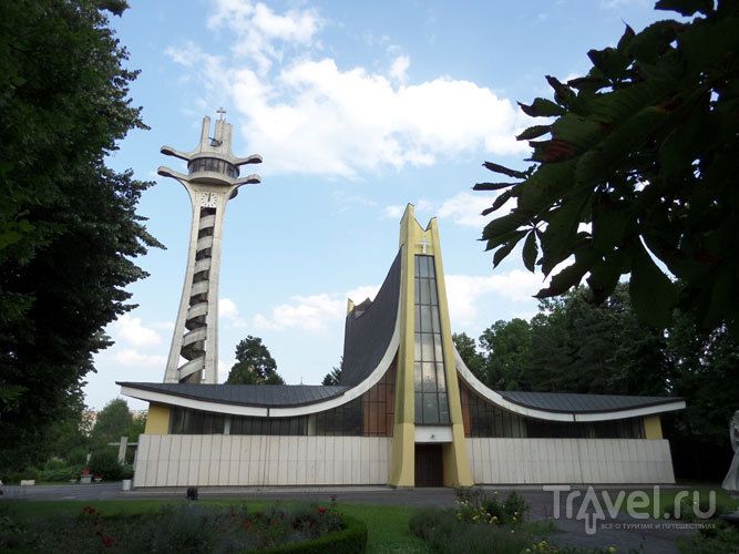 Баня-Лука, столица Республики Сербской / Босния и Герцеговина