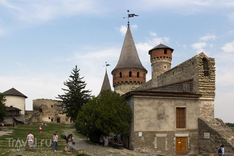 Каменец-Подольский. Крепость / Украина