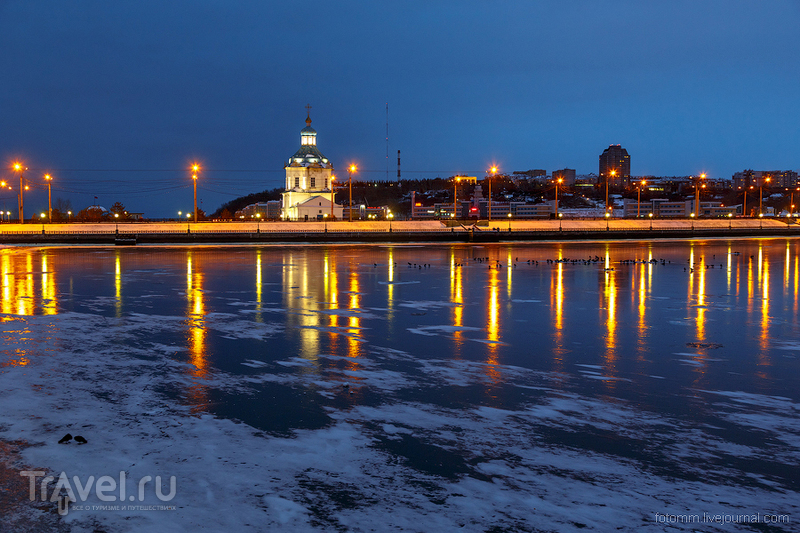 Чебоксары. Ночной дозор / Фото из России