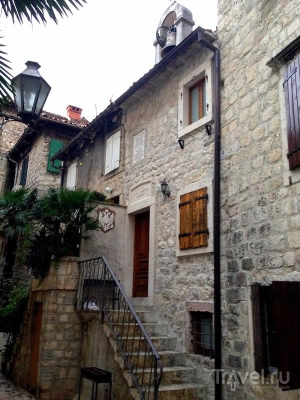Старый Котор: магия города с домами без прямых углов / Фото из Черногории