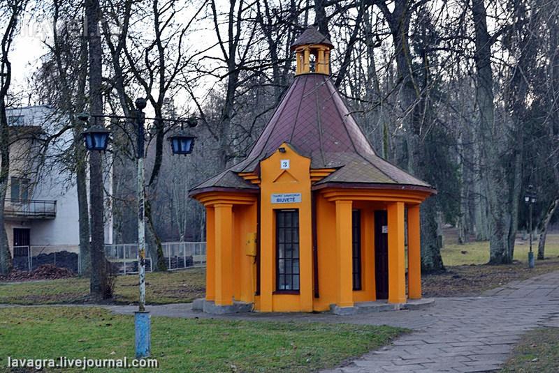 Семь жизней уникального литовского курорта Бирштонас / Литва