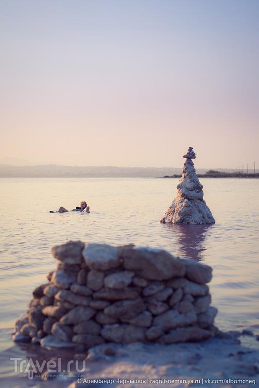 Солёные озёра Торревьехи / Испания