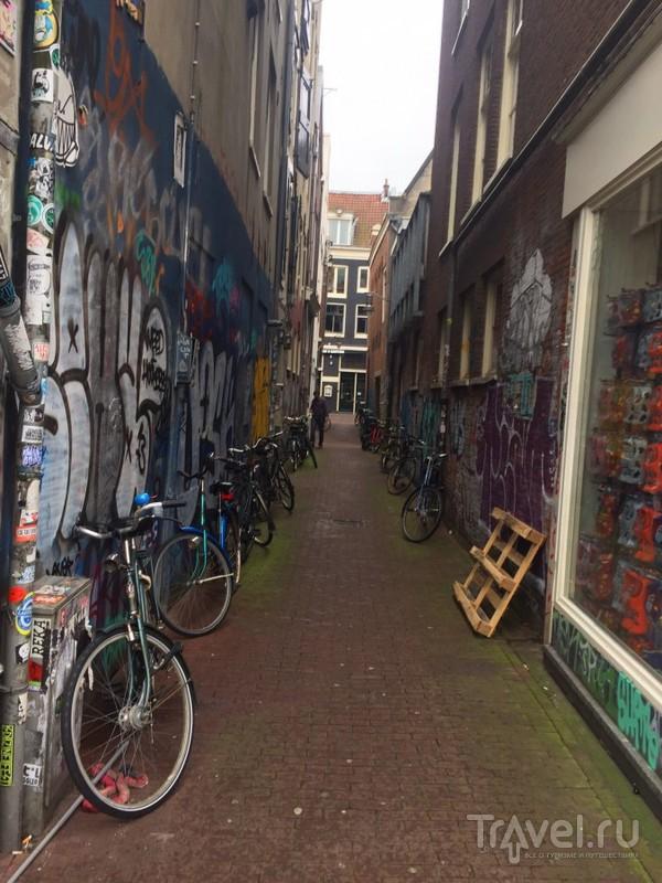 Город-шутка. Амстердам / Нидерланды