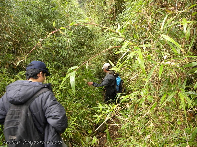 Un gran viaje a América del Sur. Перу. Амазонас. В гости к мумиям Лагуны Кондоров / Фото из Перу