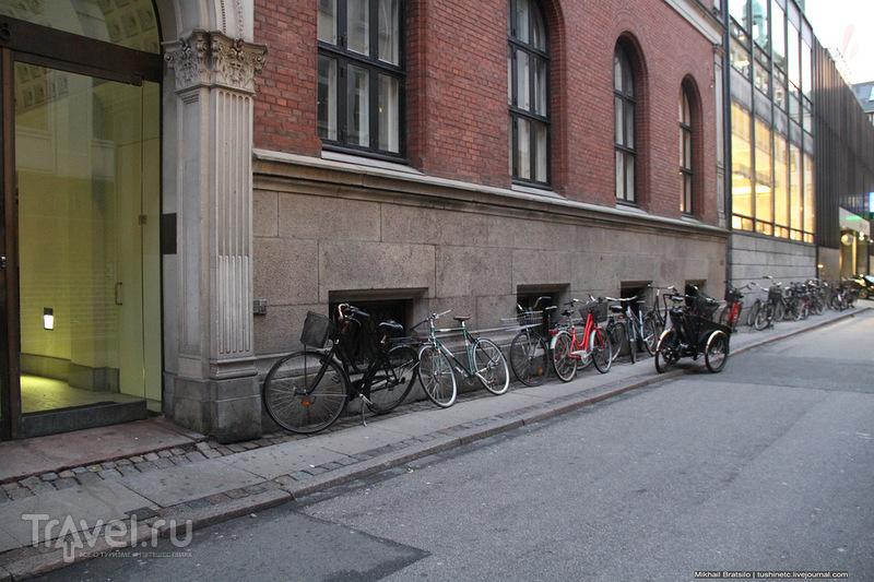 Строго по Строгету / Дания