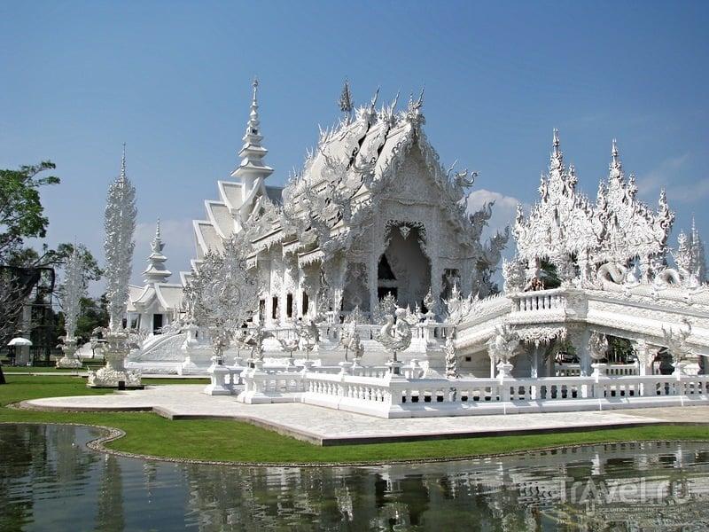 Снежная королева и изнанка ада в Чианграе / Фото из Таиланда