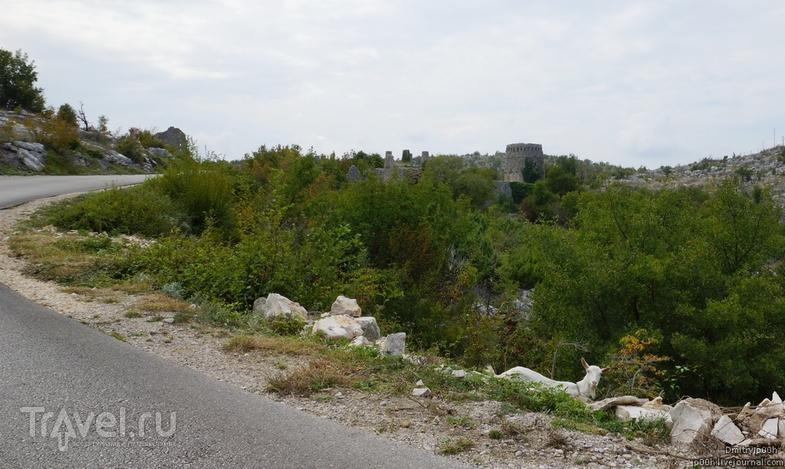 Босния и Герцеговина. Крепость Почитель / Фото из Боснии и Герцеговины