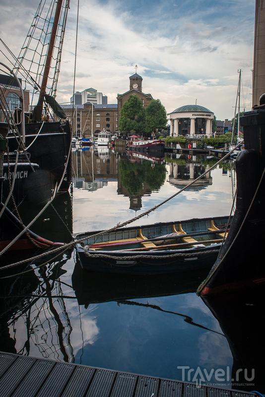 Лондонские гавани / Великобритания