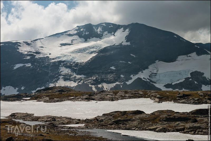 Jotunheimen National Park / Фото из Норвегии