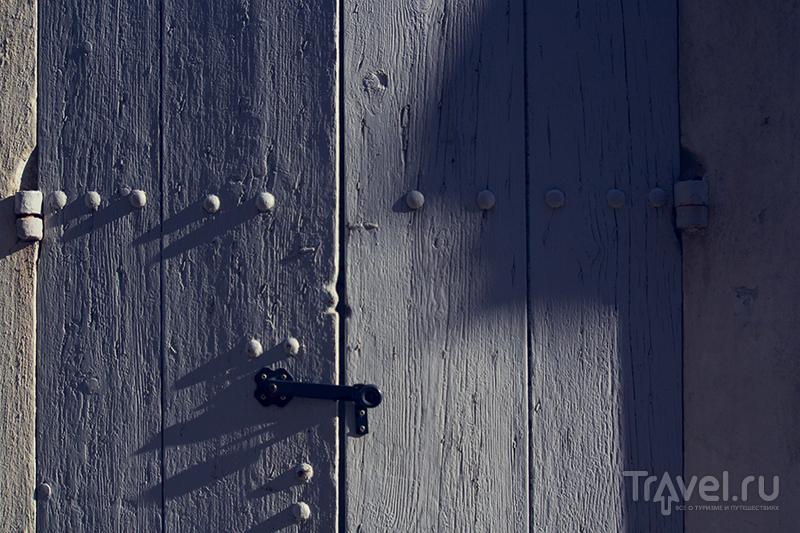 Осенний Арль. Детали / Фото из Франции