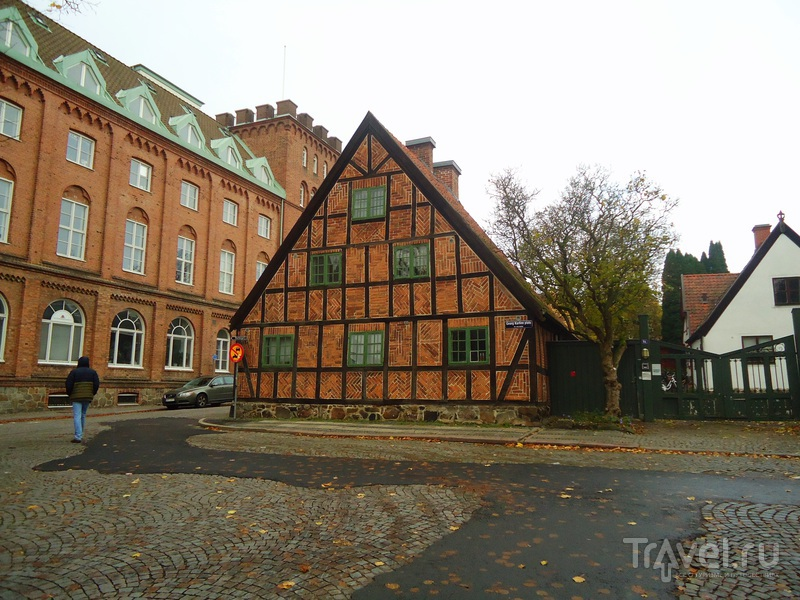 Немного Лунда / Швеция
