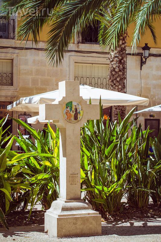 Один день в Аликанте / Испания