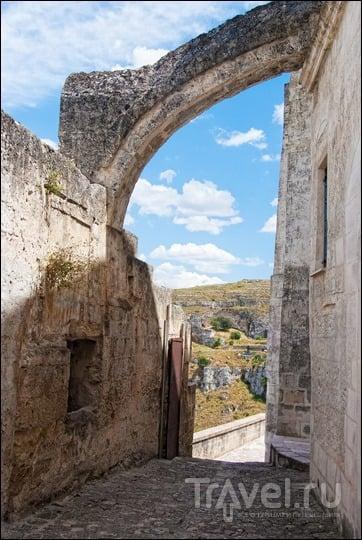 Древняя Матера / Фото из Италии