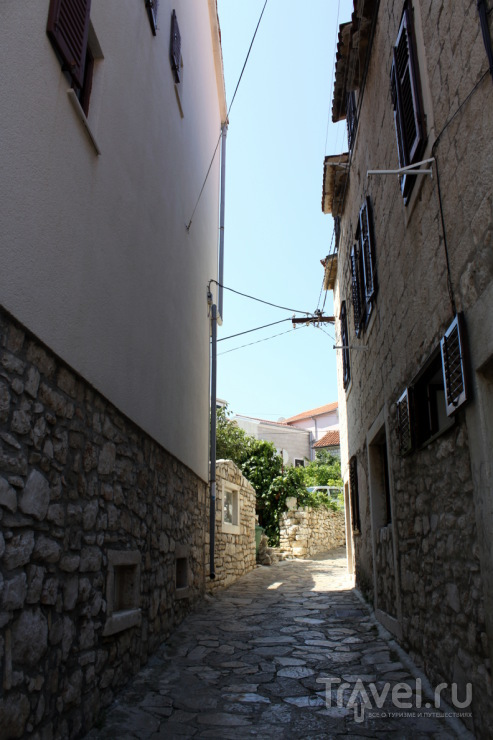 Примоштен - прогулки / Хорватия
