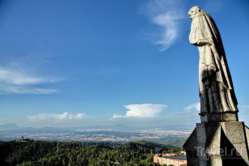 Барселона, гора Тибидабо / Испания