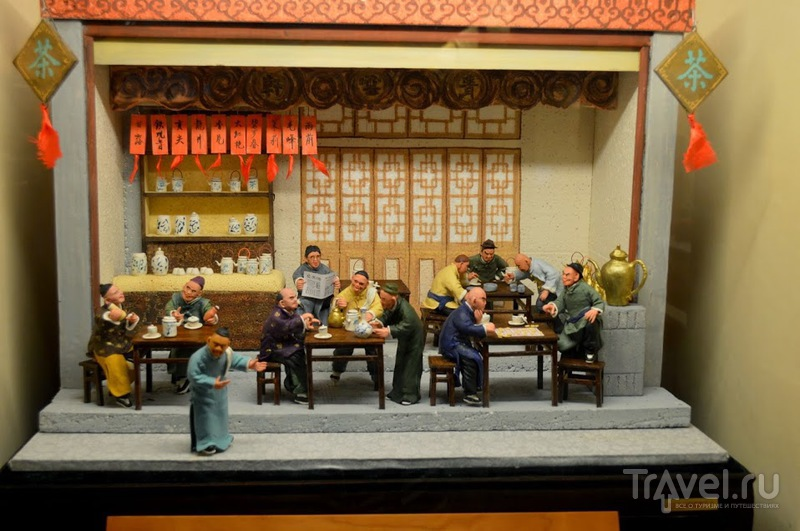 Чем заняться в Пекине вечером: шоу кунг-фу и чайная Лао Шэ / Китай