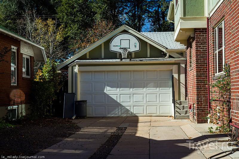 В каких домах живут в Колорадо? / Фото из США