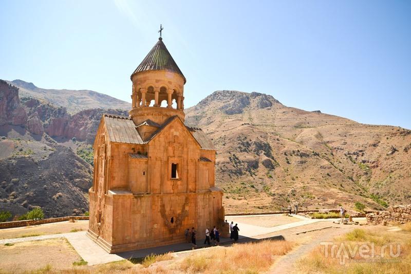 Армения. Монастыри Хор Вирап и Нораванк / Фото из Армении