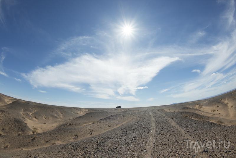 Монголия по кругу: одиночный авторейд. Гоби / Монголия