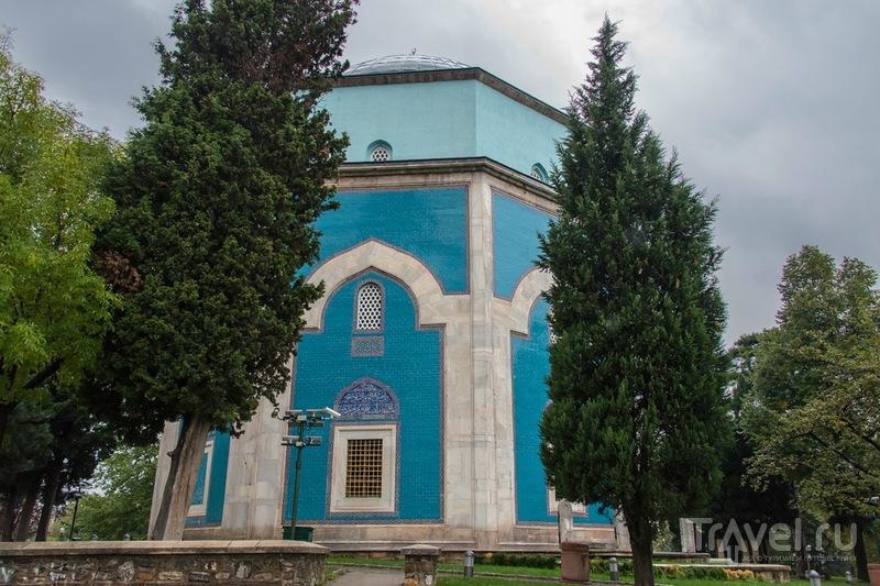 Бурса: Зелёная Мечеть или Никогда не разговаривайте с неизвестными! / Фото из Турции