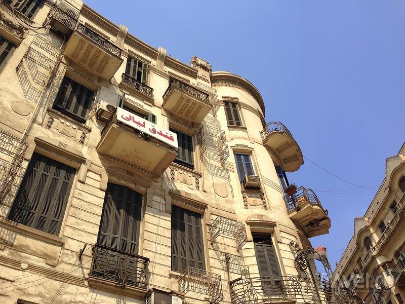 Каир после революции и впечатления от столицы Египта / Фото из Египта