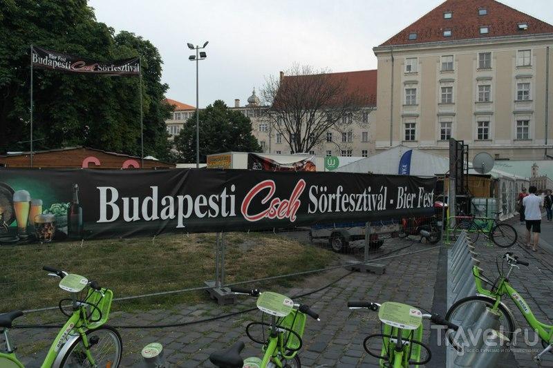 Будапешт, прогулка под вечер / Венгрия