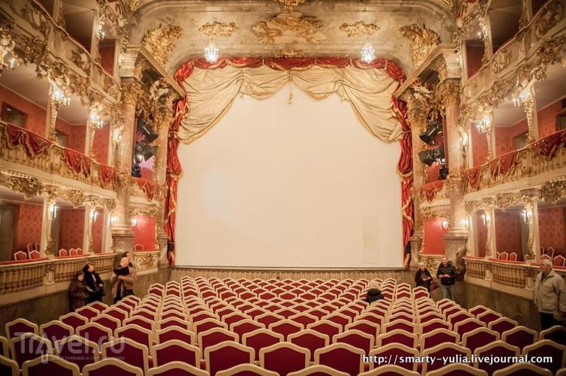 Прогулка по Мюнхену: Театр, Театинеркирхе и не только / Германия