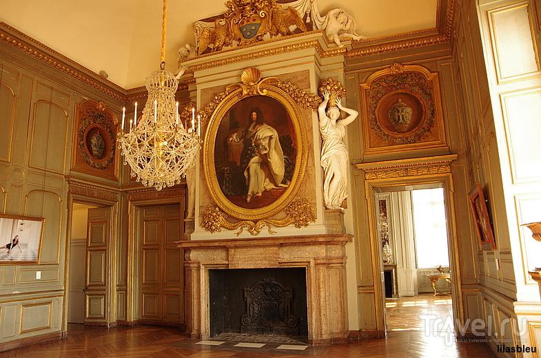 Дворец в Maisons-Laffitte / Франция