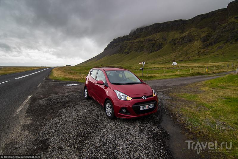 За рулем по Исландии. Лучшие пейзажи из окна автомобиля / Фото из Исландии
