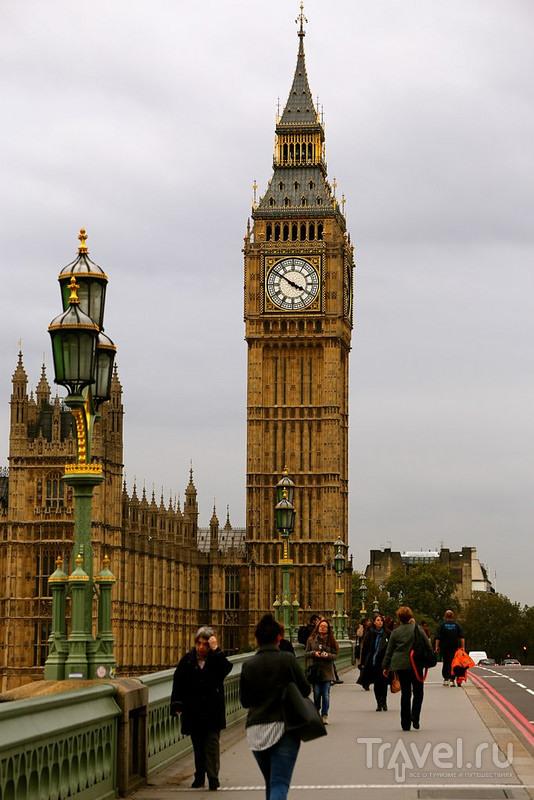 Осенний Лондон / Великобритания