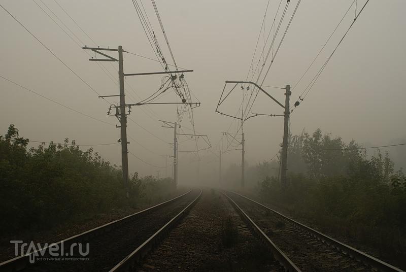 Ликино-Дулёво, по городу / Россия