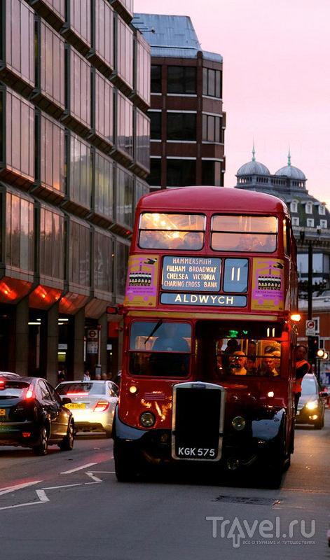 В Лондоне есть всё / Великобритания