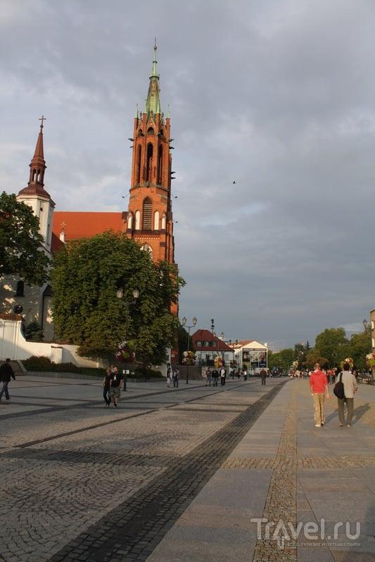 Белосток: нераспознанная красота / Польша