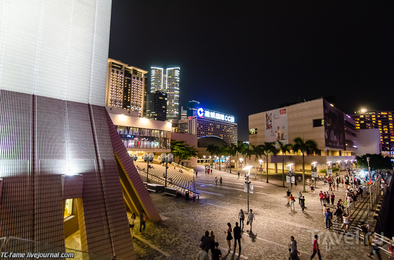 """Гонконг. Музей современного искусства """"MUSEUM OF ART"""" и Культурный центр / Фото из Гонконга"""