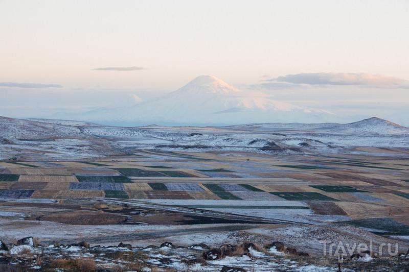 Такие разные пейзажи Армении / Фото из Армении