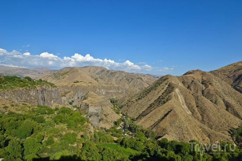 Храм Гарни и переезд из Еревана в Боржоми / Фото из Армении