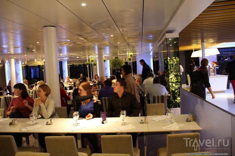 Паром Viking Grace и терминал Viking Line в Турку / Финляндия