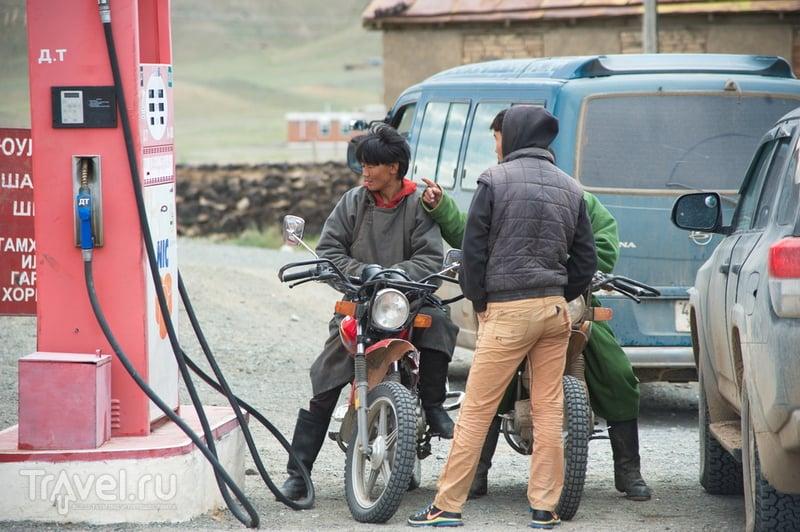 От Гурвантэса до Булгана / Монголия