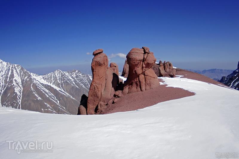 По горам Чегема / Фото из России