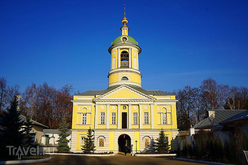 Свято-Екатерининский монастырь. Видное / Россия