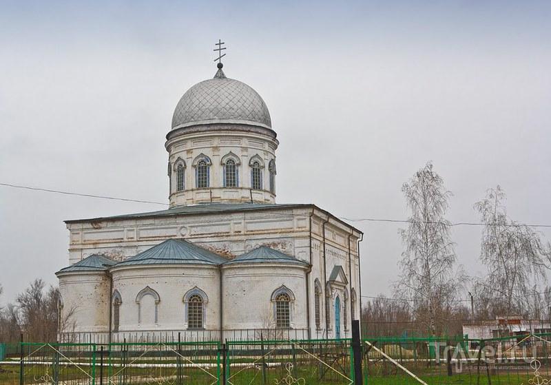 Велопутешествие по заброшенным храмам Самарской области / Фото из России