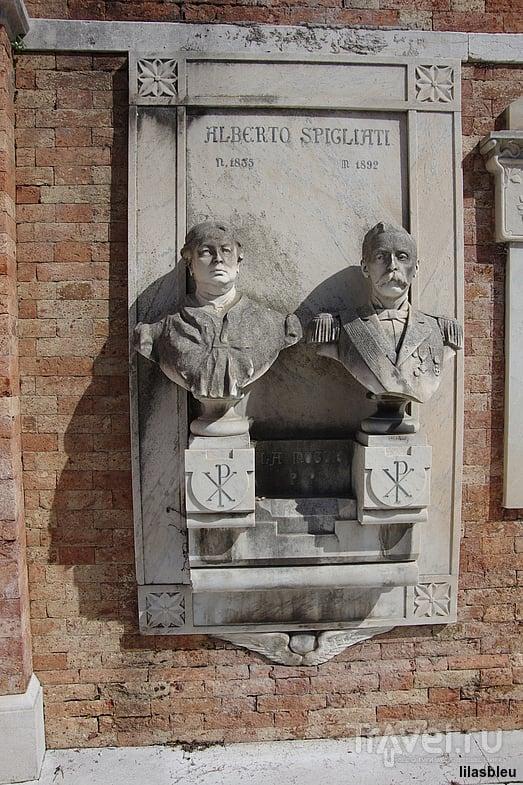 Остров-кладбище Сан-Микеле / Италия