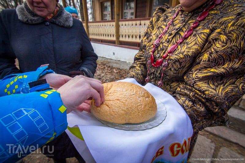 В усадьбе Жуковского / Россия