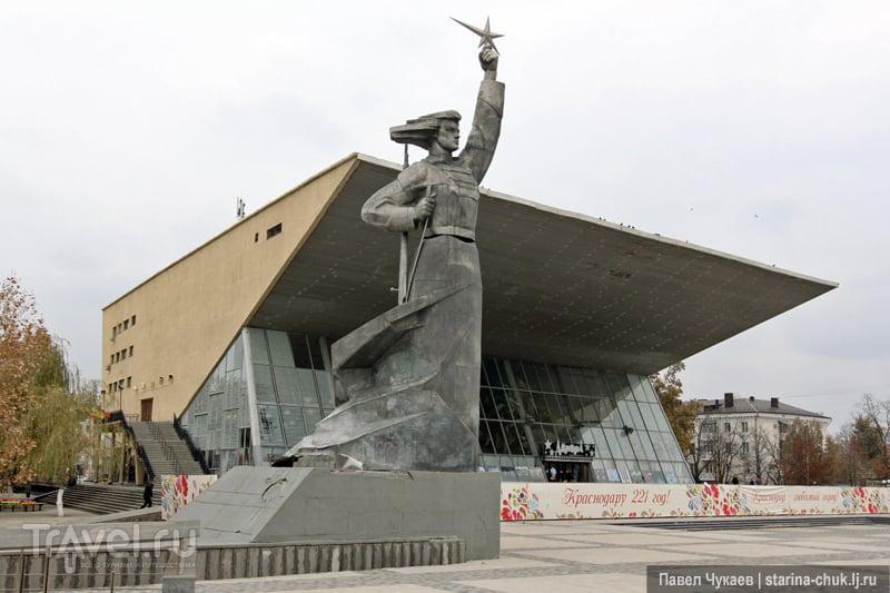 На Кубань на футбол и не только / Россия