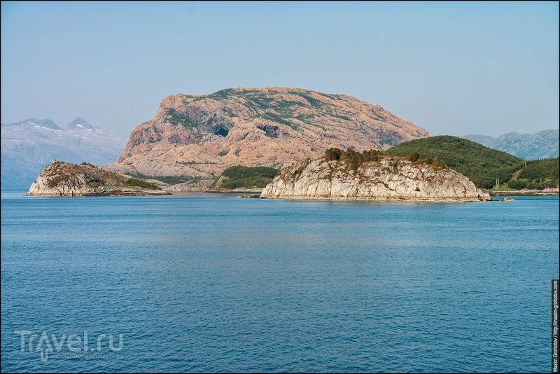Шоссе №17 / Фото из Норвегии