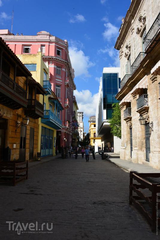 Старая Гавана / Фото с Кубы