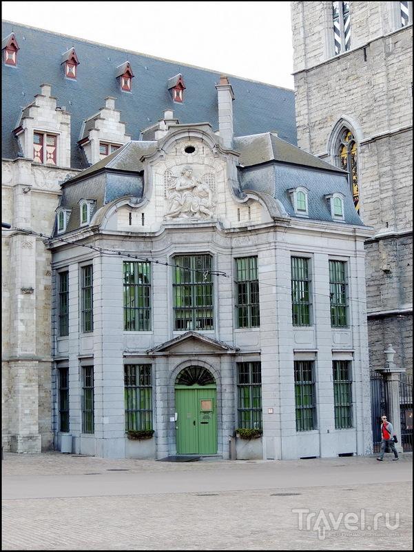 Гент. Ратуша, Belfort и рядом / Фото из Бельгии