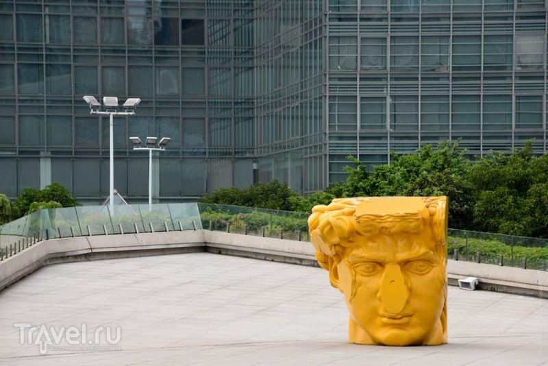 Погружение в Гуанчжоу / Фото из Китая