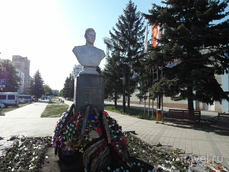Белгород, праздничный город / Россия
