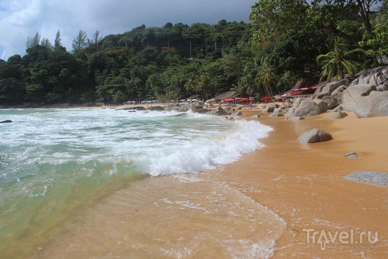 Лаэм Синг - обезьянкин пляж / Таиланд